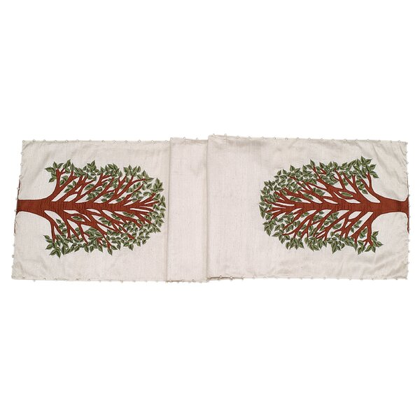 Tree of Life Table Runner by Arcadia Home