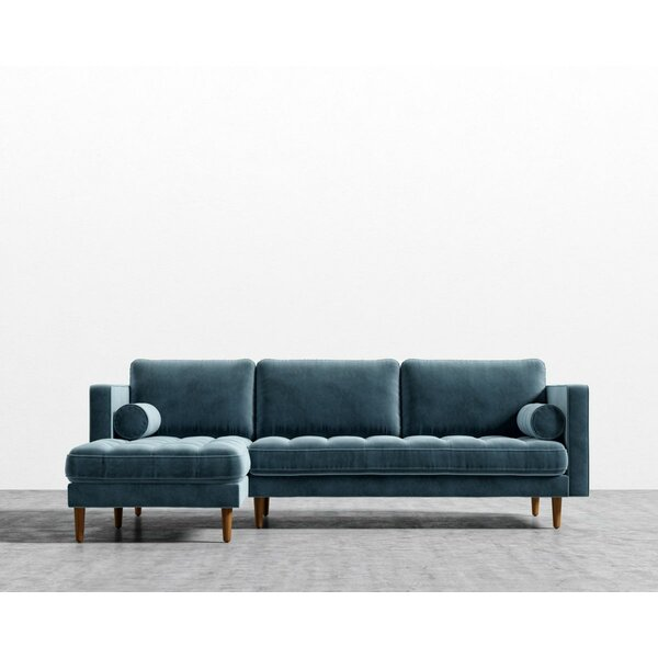 Top Design Korey Sectional by Corrigan Studio by Corrigan Studio
