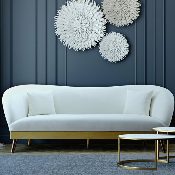 Valda Sofa by Everly Quinn