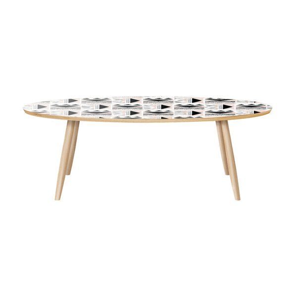 Tysen Coffee Table by Bungalow Rose Bungalow Rose