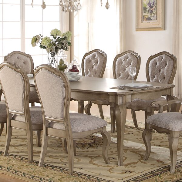 Donatella Extendable Dining Table by One Allium Way