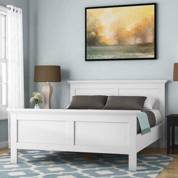 Breckenridge Queen Platform Bed by Beachcrest Home