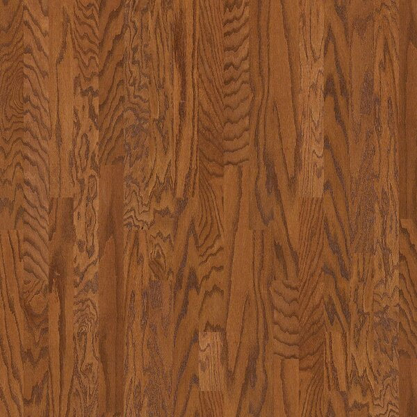 Lakeland 3-1/2 Engineered Red Oak Hardwood Flooring in Laurel by Shaw Floors