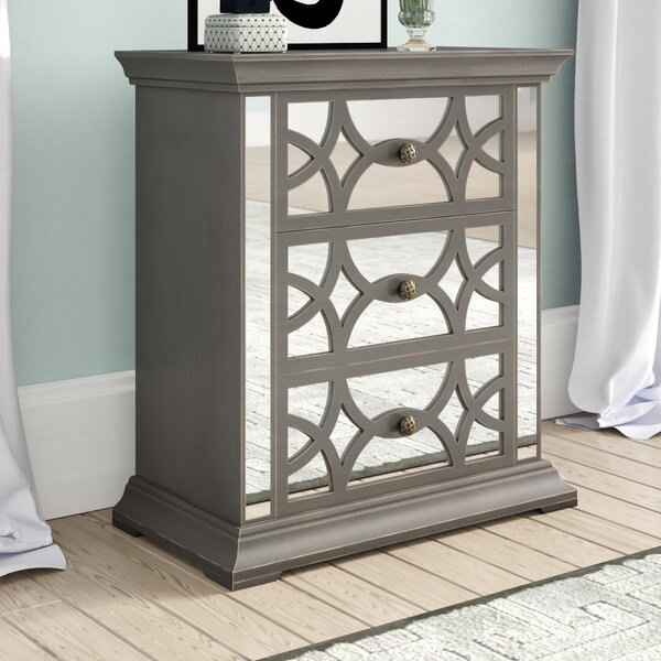 Fortun 3 Drawer Accent Chest by Willa Arlo Interiors Willa Arlo Interiors