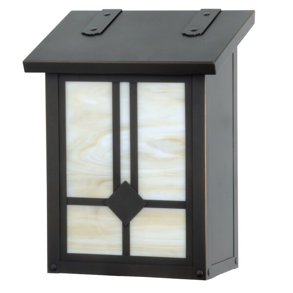 Wall Mounted Mailbox by America's Finest Lighting Company