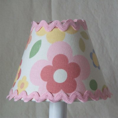 Sweet Pastel Flowers Night Light by Silly Bear Lighting