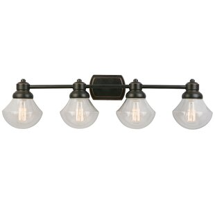 Compare & Buy Ehrhardt 4-Light Vanity Light By Ivy Bronx