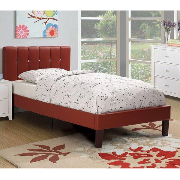 Yorba Twin Platform Bed by Harriet Bee