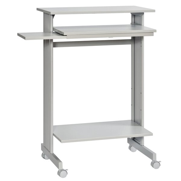 Euroflex Stand-up AV Cart by Buddy Products