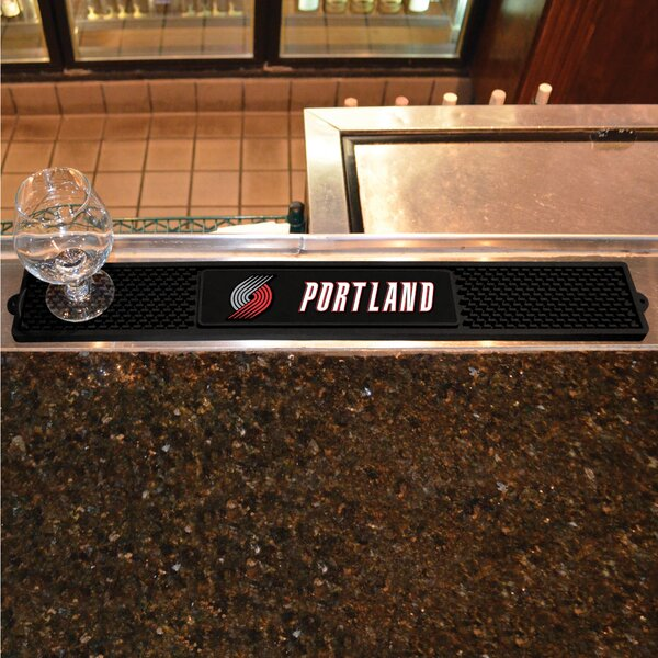 NBA - Portland Trail Blazers Drink Mat by FANMATS