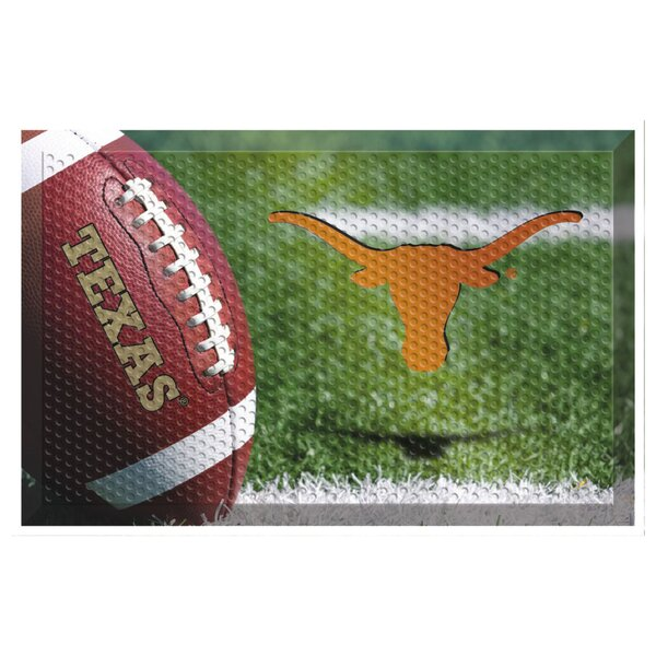 University of Texas Doormat by FANMATS