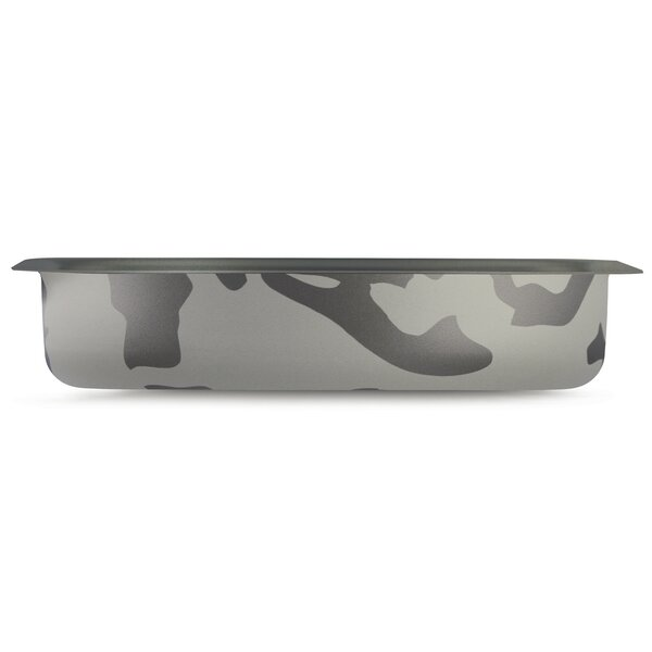 Army 8.5 Rectangular Roaster by Pensofal