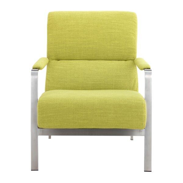 Lamothe Armchair by Brayden Studio Brayden Studio