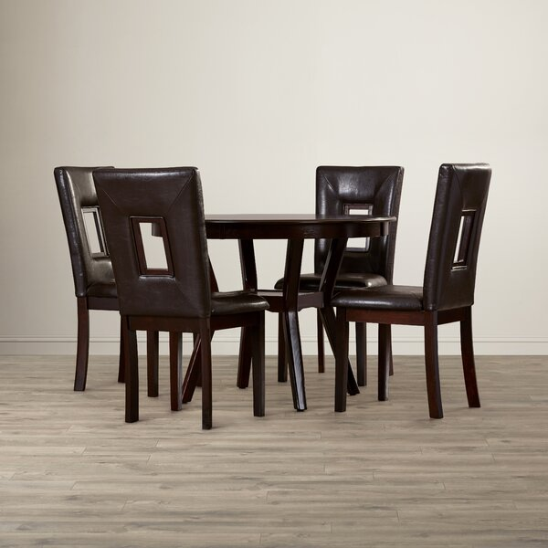 Woodsetter 5 Piece Dining Set by Wade Logan