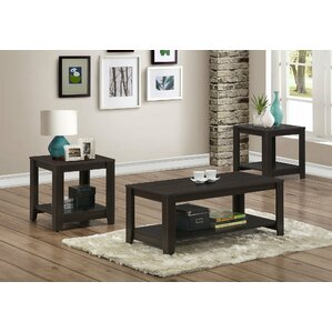 living room table set. Cochrane 3 Piece Coffee Table Set Sets You ll Love  Wayfair