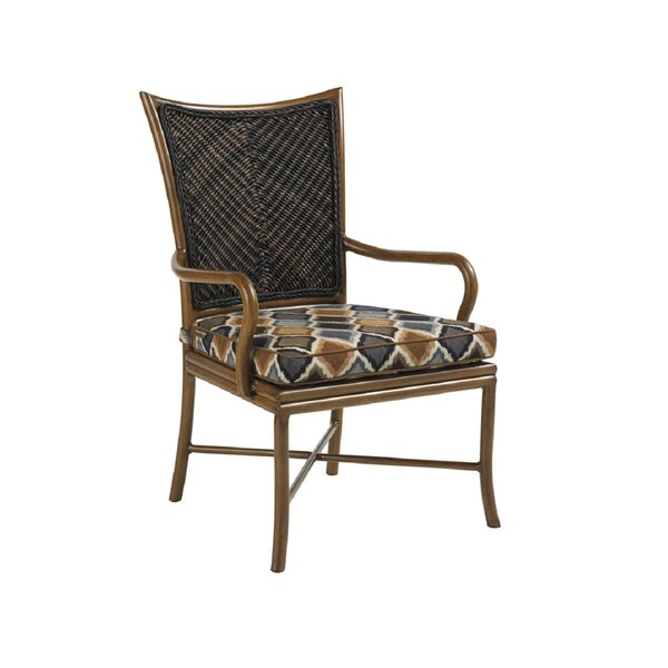 Island Estate Lanai Patio Dining Chair with Cushion by Tommy Bahama Outdoor Tommy Bahama Outdoor