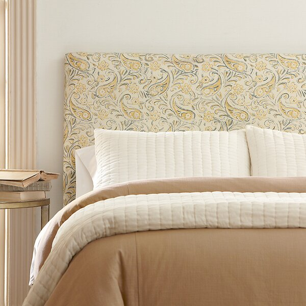 Dash Upholstered Headboard by Charlton Home