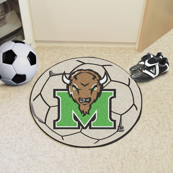 NCAA Marshall University Soccer Ball by FANMATS