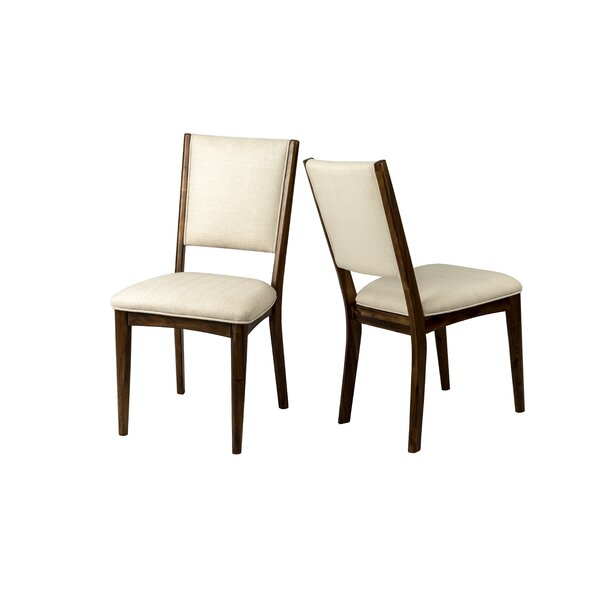 Antonia Upholstered Dining Chair (Set of 2) by Foundry Select