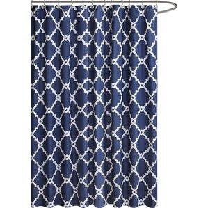 royal blue shower curtain. Alta Microfiber Shower Curtain Curtains You ll Love  Wayfair