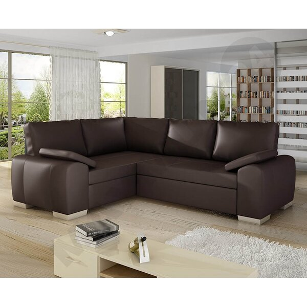 The Collection German Furniture Enzo Sleeper Sofa U0026 Reviews | Wayfair