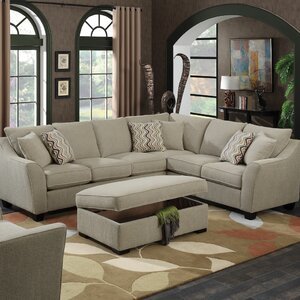 Anselme Sectional by Laurel Foundry Modern Farmhouse