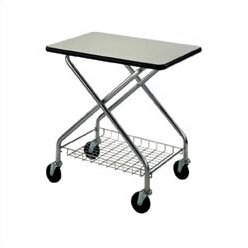 Foldaway AV Cart by Wesco Industrial Products