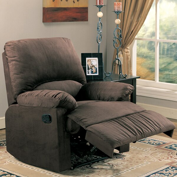 Wellton Manual Recliner by Wildon Home ®