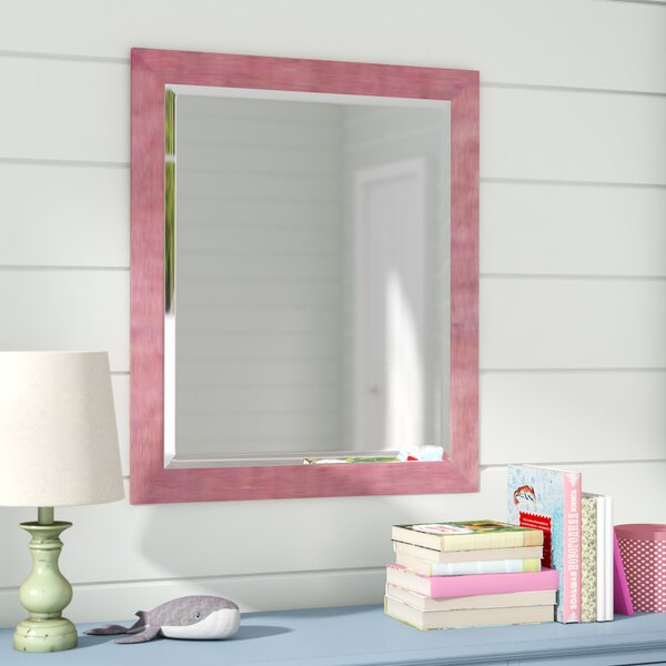 Vintage Rectangle Full Length Wall Mirror by Harriet Bee