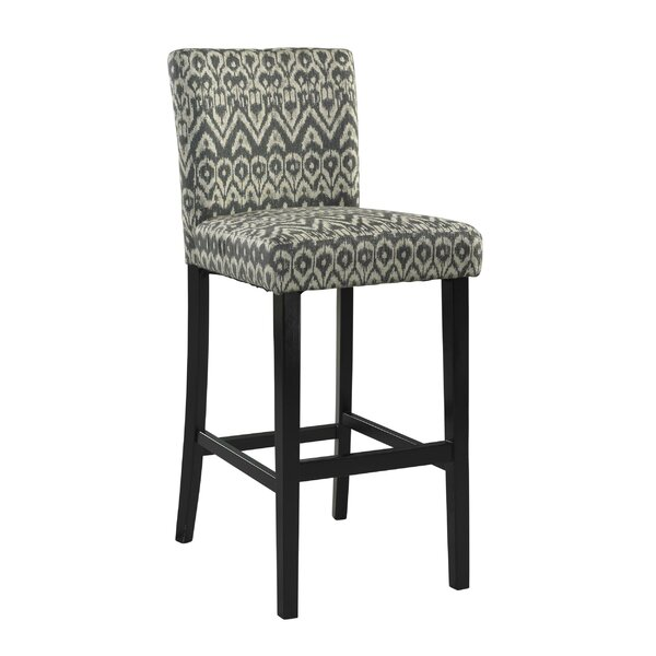 Frieda Wooden Bar & Counter Stool By Bungalow Rose