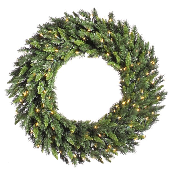 Imperial Pine Wreath by The Holiday Aisle