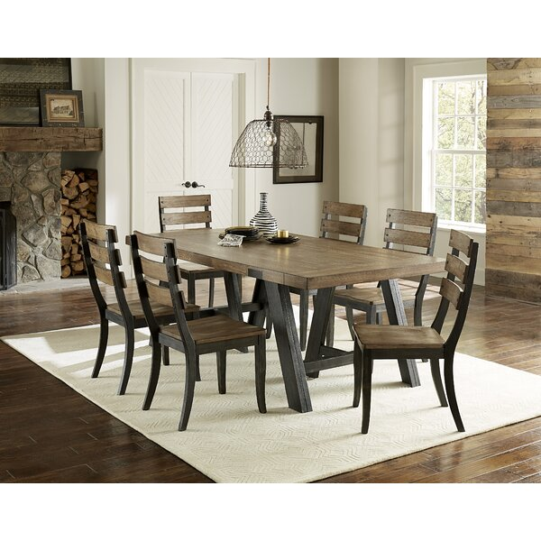Carrie 7 Piece Dining Set by Gracie Oaks