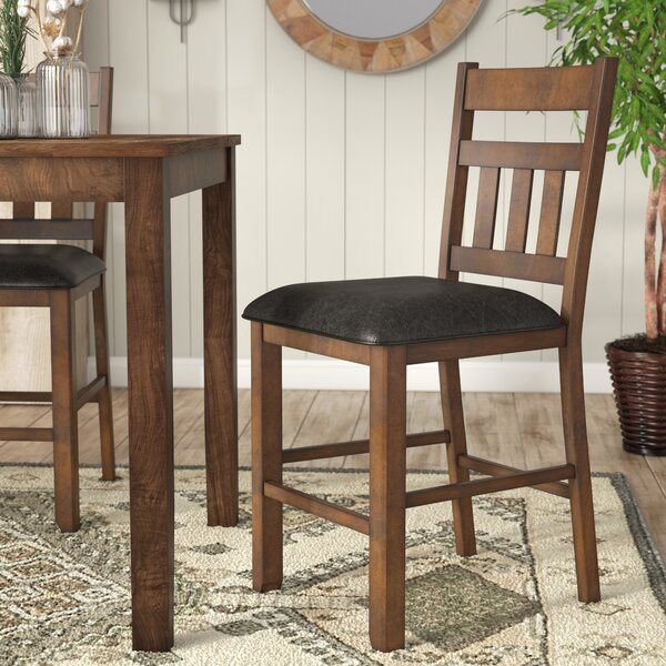 Osborne 9 Piece Solid Wood Dining Set by Loon Peak Loon Peak