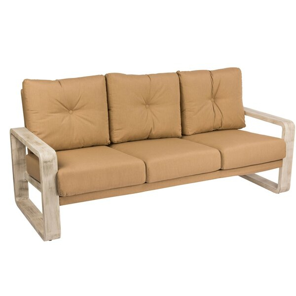 Vale Patio Sofa by Woodard