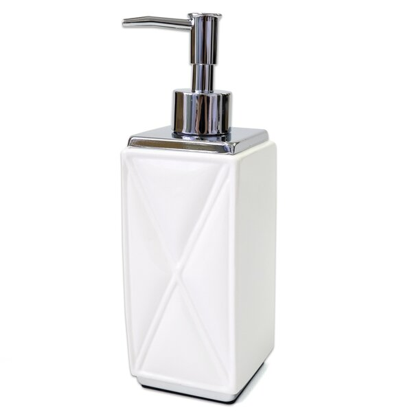 Cortland Soap Dispenser by Ebern Designs