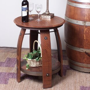 Nori End Table by Loon Peak Accent Furniture