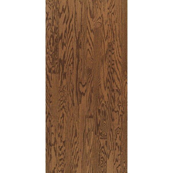 Turlington 3 Engineered Oak Hardwood Flooring in Low Glossy Woodstock by Bruce Flooring