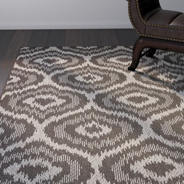 Holubov Indoor/Outdoor Area Rug by World Menagerie