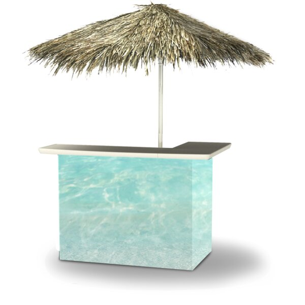 5 Piece Patio Tiki Bar By Best Of Times