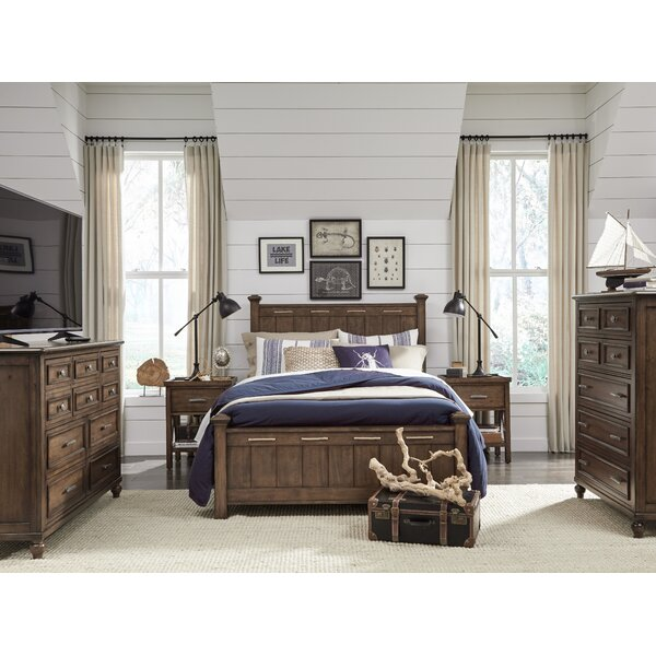 Frankel Platform Configurable Bedroom Set by Harriet Bee