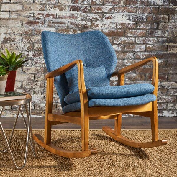 Mahnomen Rocking Chair By Brayden Studio