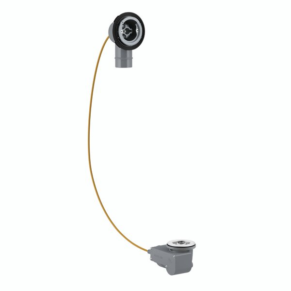 Pureflo Rough-In Cable 1.5 Pop-Up Bathroom Sink Drain With Overflow by Kohler