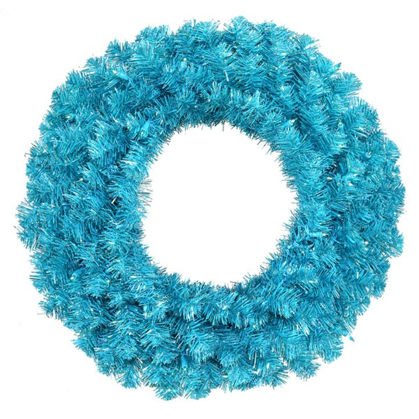 Sparkling Artificial Christmas Wreath by Northlight Seasonal