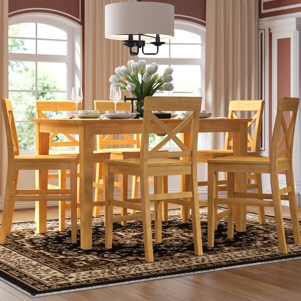 Smyrna Dining Set by Charlton Home Charlton Home
