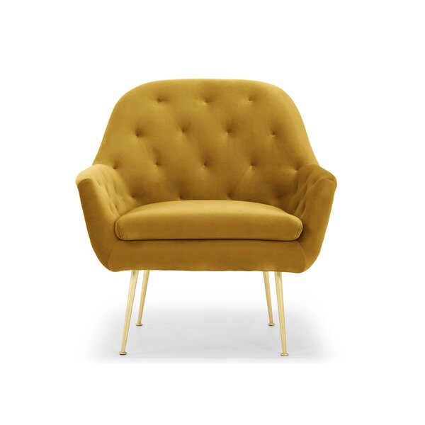 Scurlock Armchair By Everly Quinn
