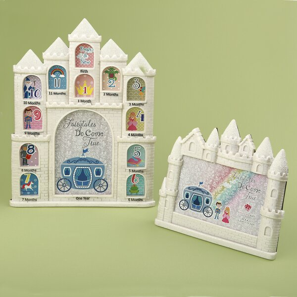 Grant 2 Piece Castle Theme Picture Frame Set by Harriet Bee