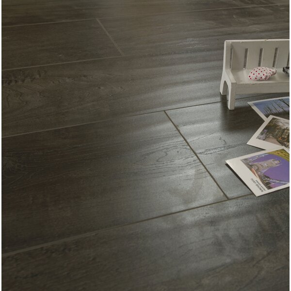 Legno 7 x 48 x 8mm Oak Laminate Flooring in Phoenix Sugar by Patina Design