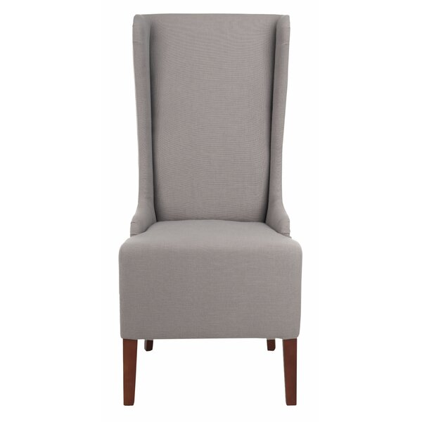 Hainsworth Slipcovered Upholstered Dining Chair by Darby Home Co