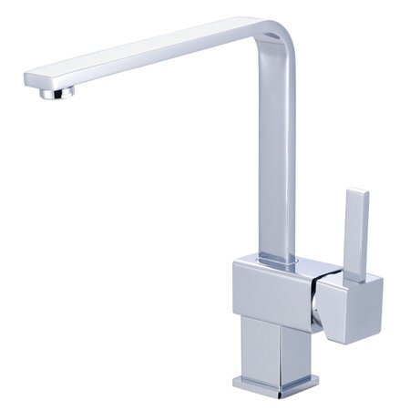 Rio Single Handle Kitchen Faucet by Elements of Design