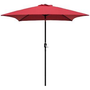 Square Patio Umbrellas Youu0027ll Love | Wayfair